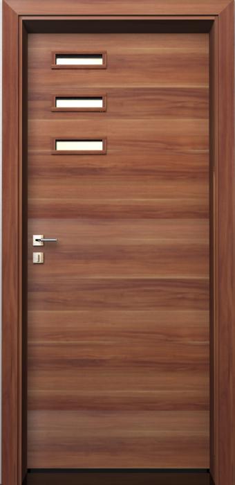 Dekorfóliás és/vagy CPL beltéri ajtó, KÓD: BV13