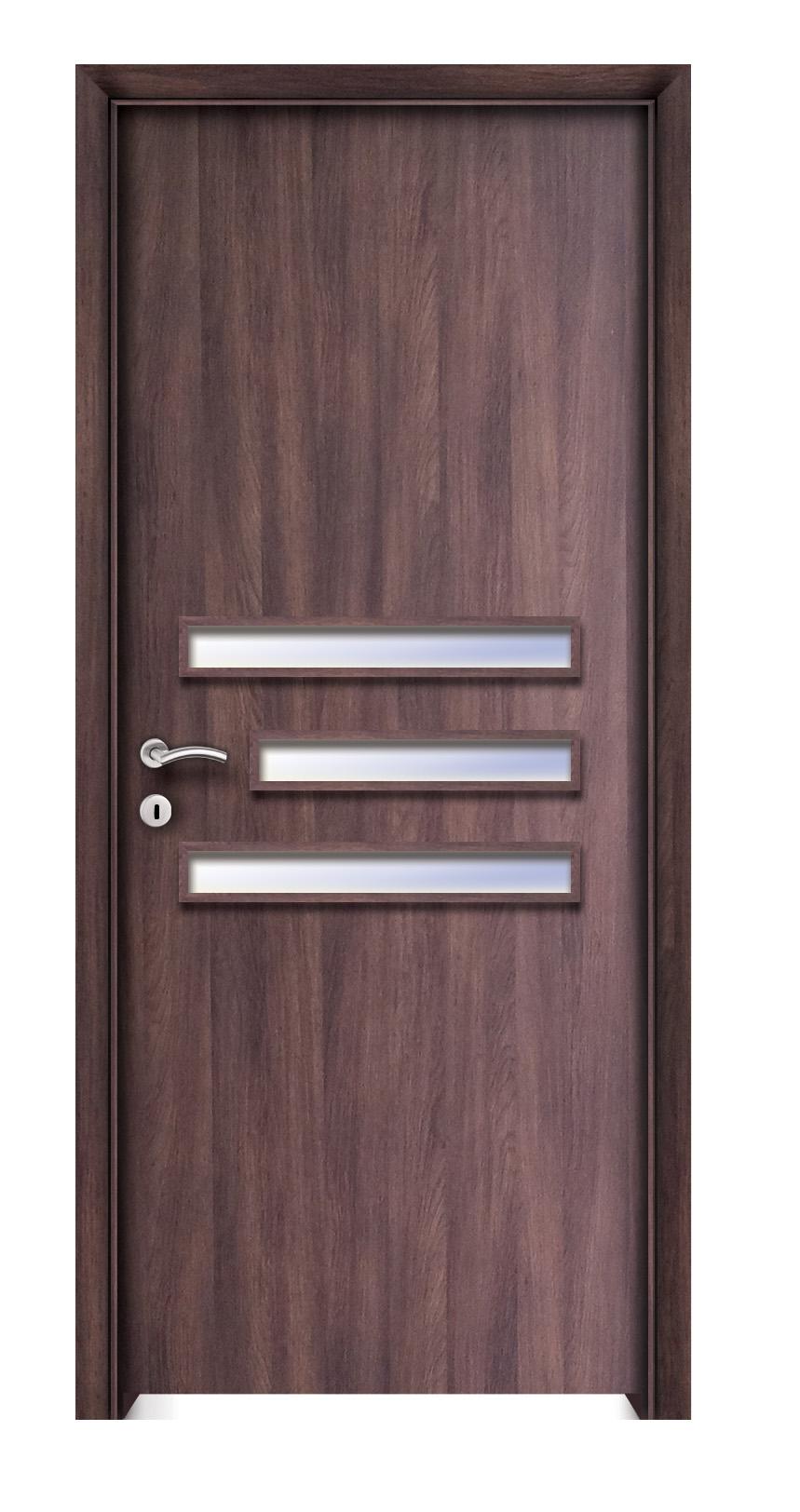 Dekorfóliás és/vagy CPL beltéri ajtó, KÓD: BV8