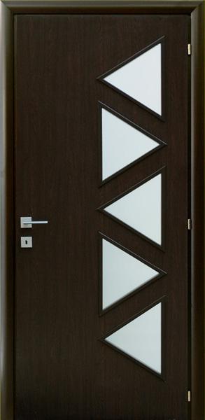 Dekorfóliás és/vagy CPL beltéri ajtó, KÓD: BV4