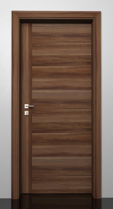 Dekorfóliás és/vagy CPL beltéri ajtó, KÓD: BV7