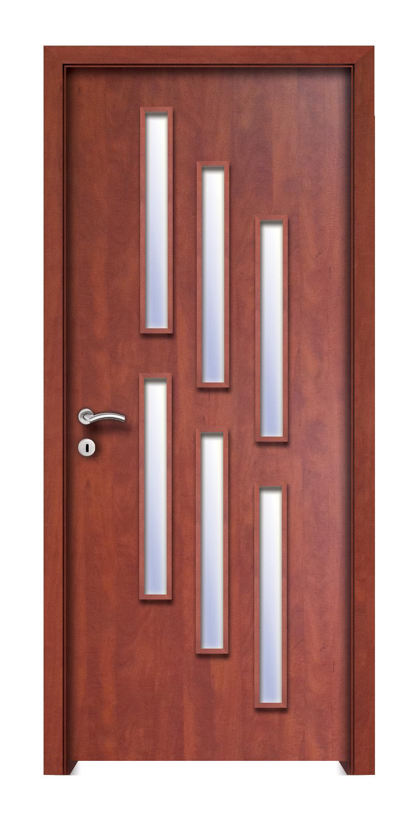 Dekorfóliás és/vagy CPL beltéri ajtó, KÓD: BV21