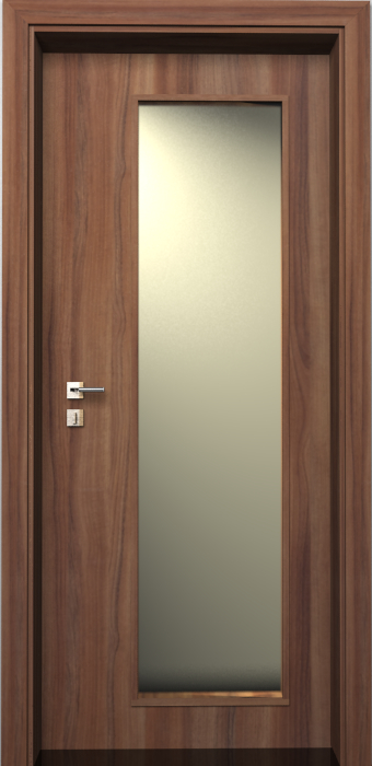 Dekorfóliás és/vagy CPL beltéri ajtó, KÓD: BV18