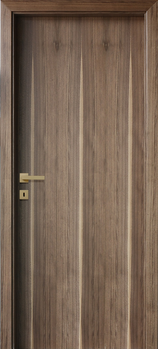 Dekorfóliás és/vagy CPL beltéri ajtó, KÓD: BV1