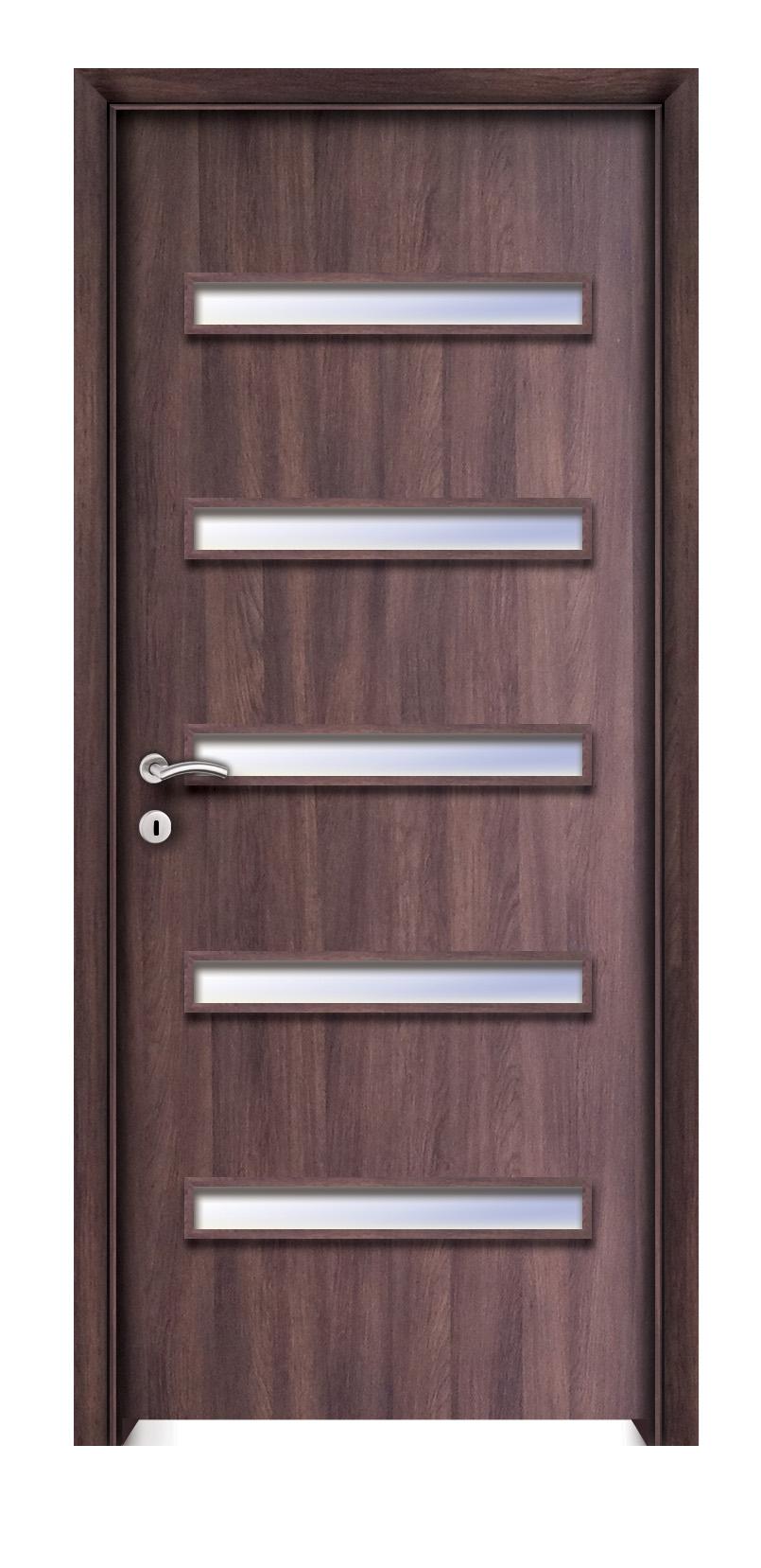 Dekorfóliás és/vagy CPL beltéri ajtó, KÓD: BV2