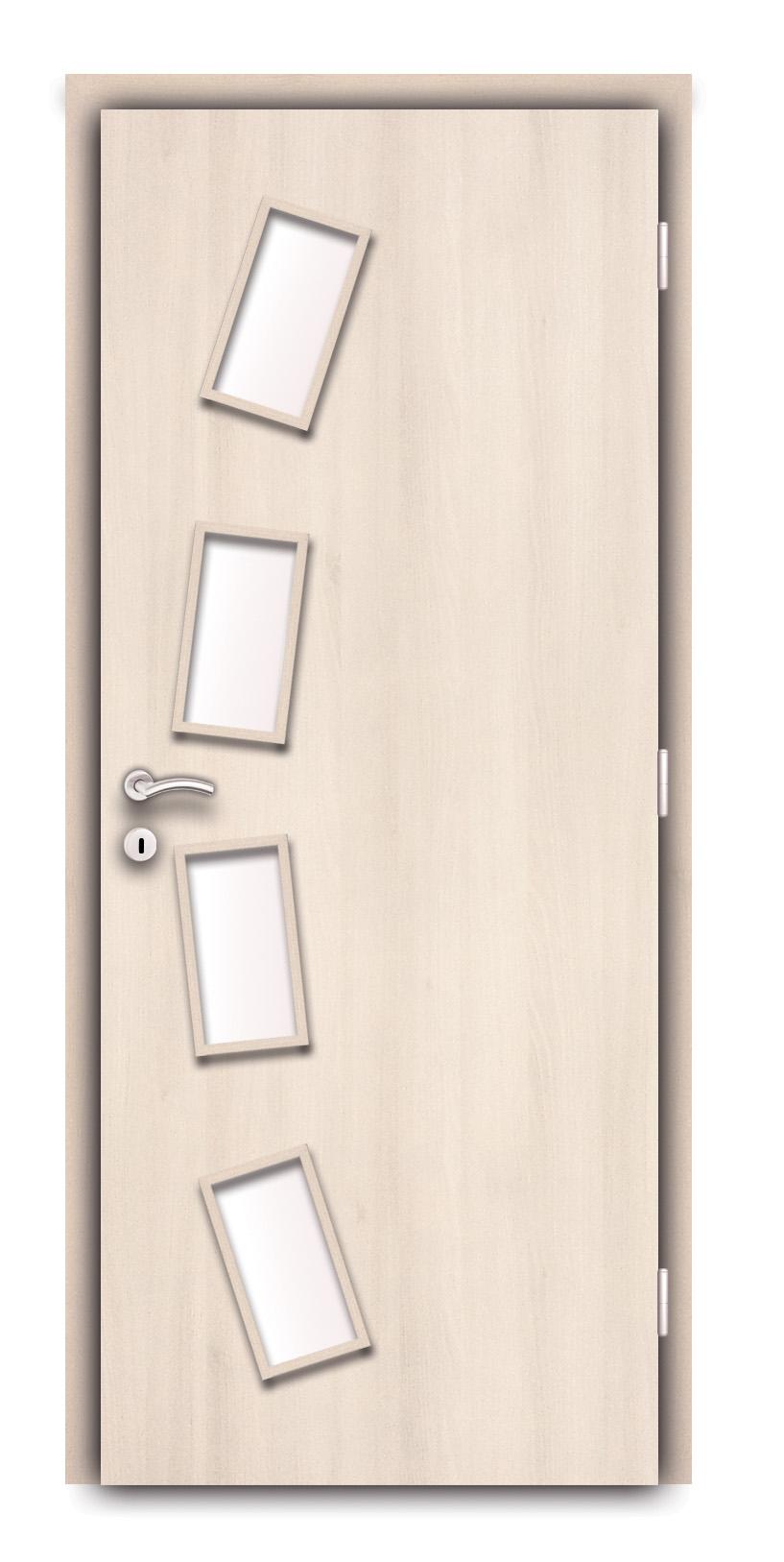 Dekorfóliás és/vagy CPL beltéri ajtó, KÓD: BV10