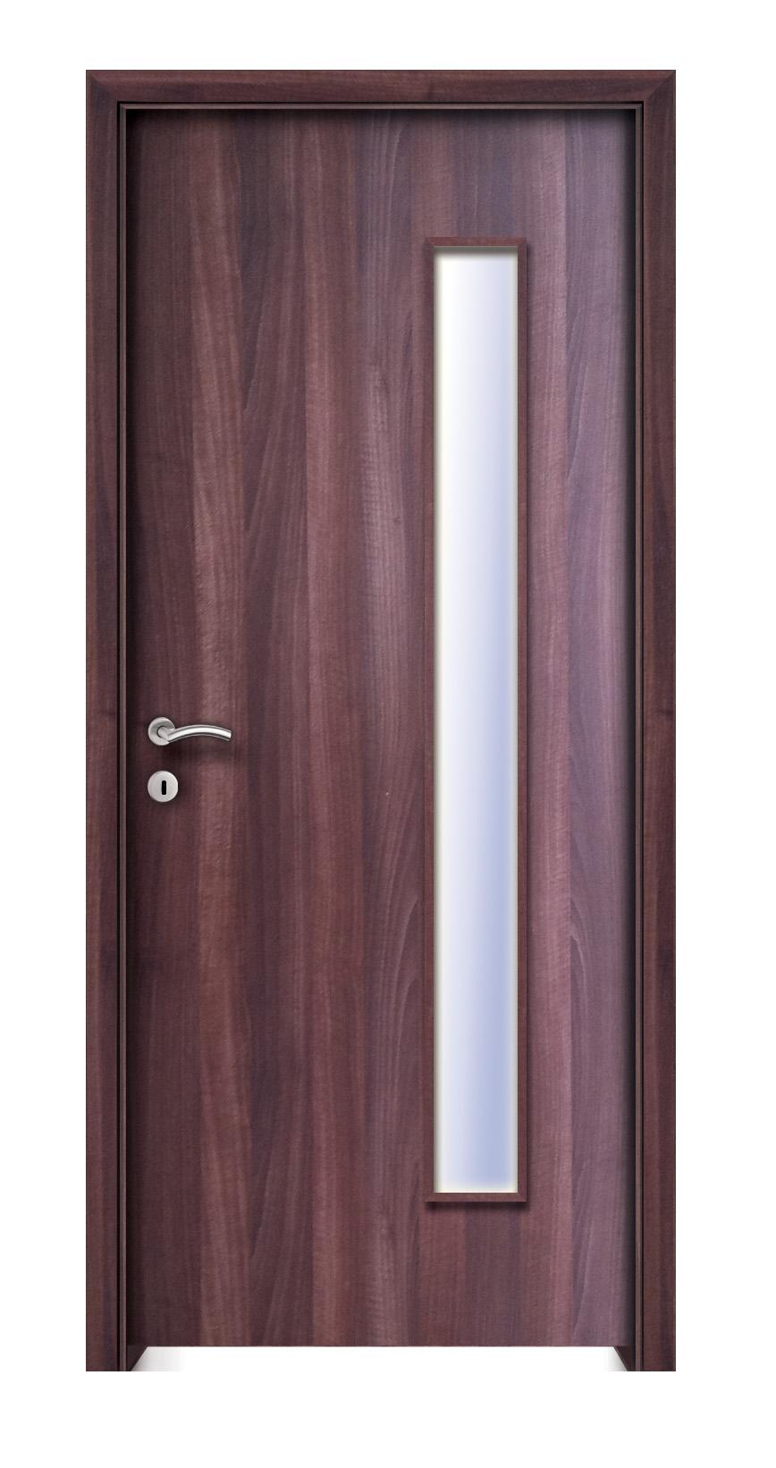 Dekorfóliás és/vagy CPL beltéri ajtó, KÓD: BV24
