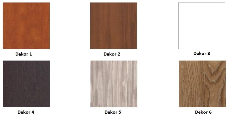 Dekorfóliás és/vagy CPL beltéri ajtó, KÓD: BV16